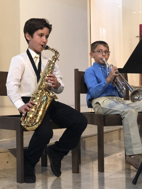 Primary Students Close out Year with Musical Programs Featured Photo