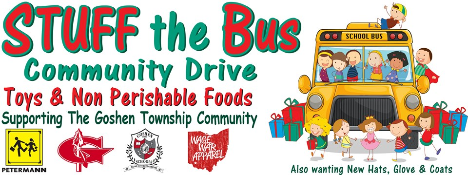 Information about stuff the bus program