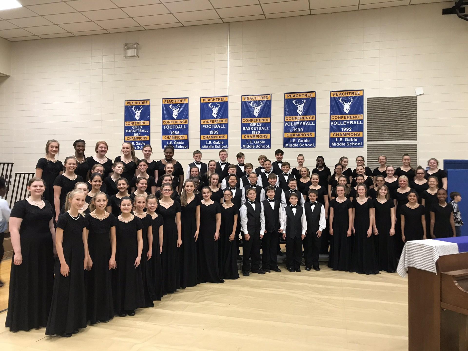 Gable Middle School Chorus