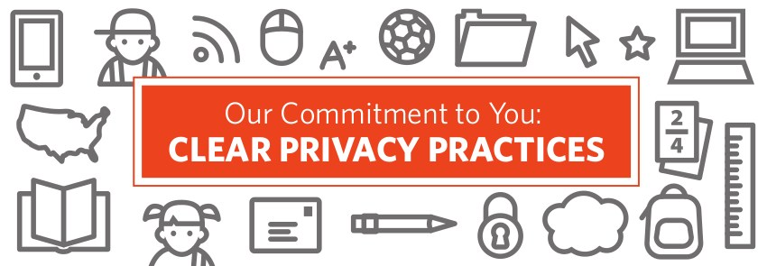 Our Commitment to You:  CLEAR PRIVACY PRACTICES