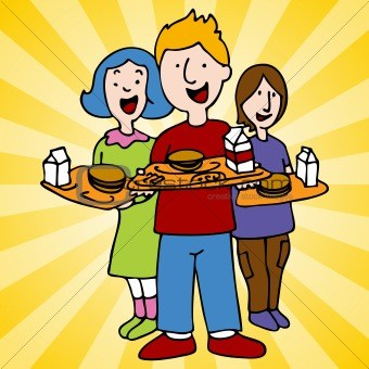 ** NEW **  Lunch Applications are NOW AVAILABLE ONLINE!! Thumbnail Image