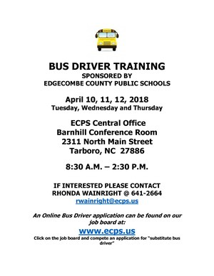 BUS DRIVER TNG ANNOUNCEMENT April 2018.jpg