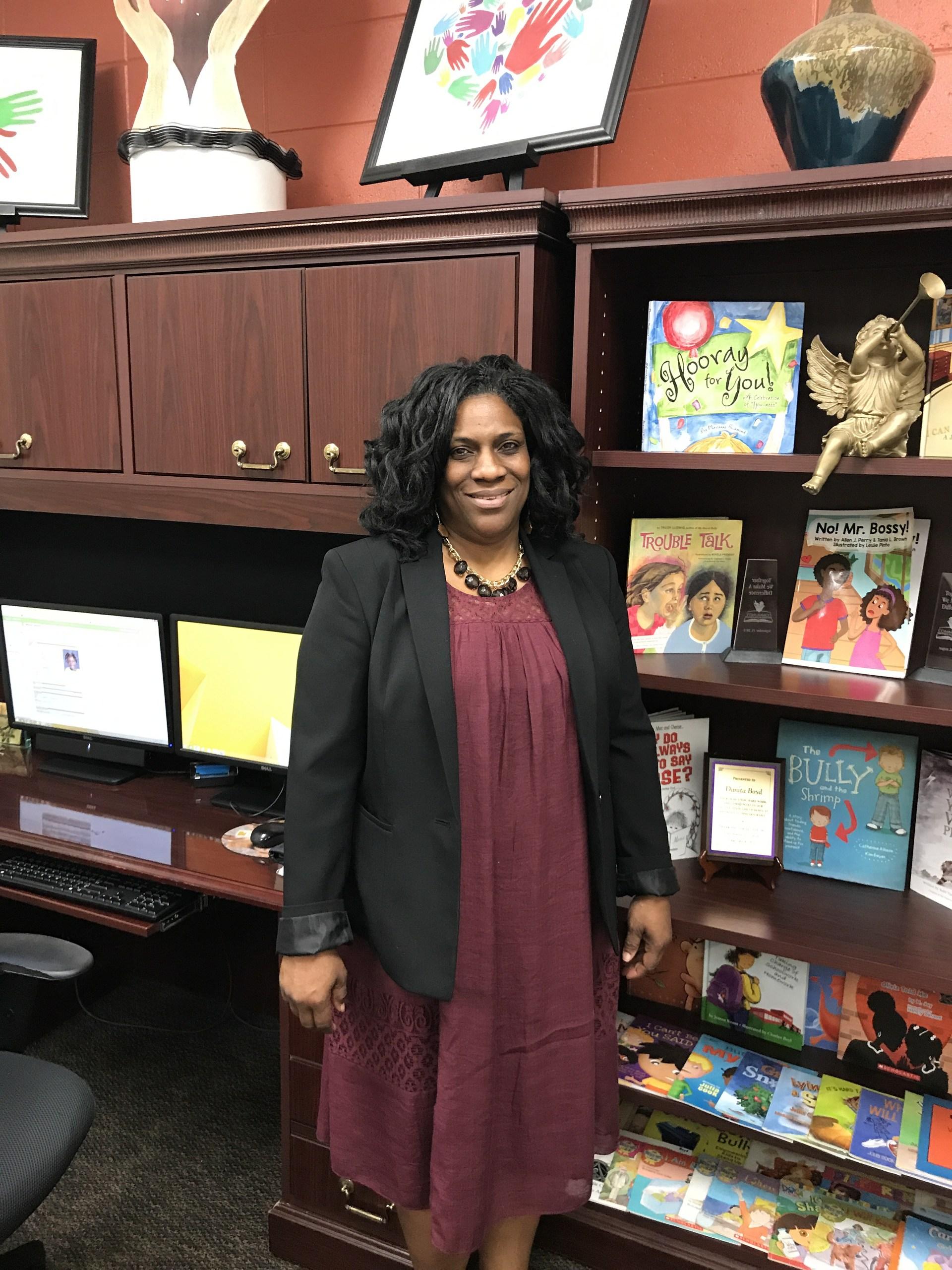Mrs. Danita Boyd, School Counselor