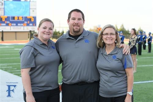 FHS Athletic Trainers
