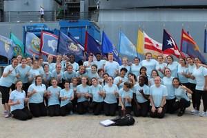 ESHS Choir Tour in Hawaii 2.JPG
