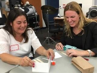 Parent Academy - STEM participants