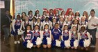 Temple High School Cheerleaders