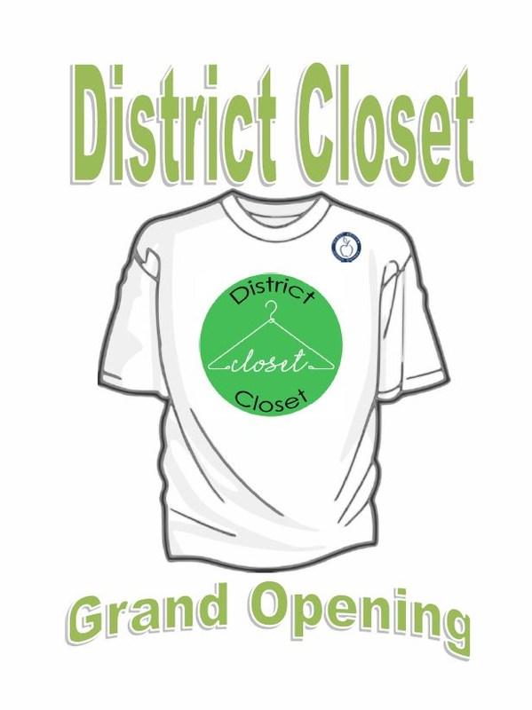District Closet logo