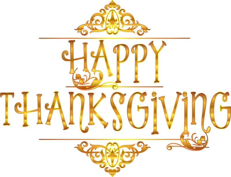 Happy Thanksgiving!! Thumbnail Image