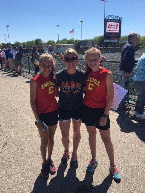 State MS Track Meet