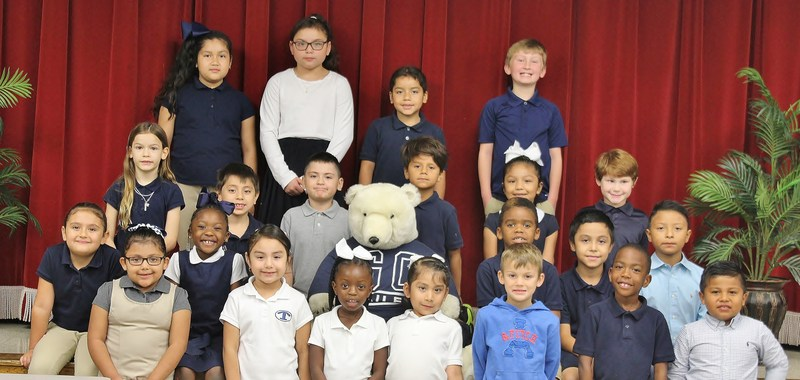 November Students of the Month Featured Photo