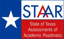 logo for STAAR test
