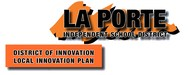 La Porte District of Innovation logo