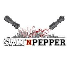 Salt N Pepper truck logo