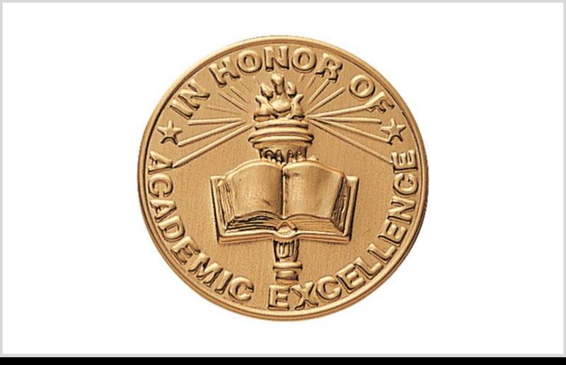 8th Grade Fall Semester Academic Awards Thumbnail Image