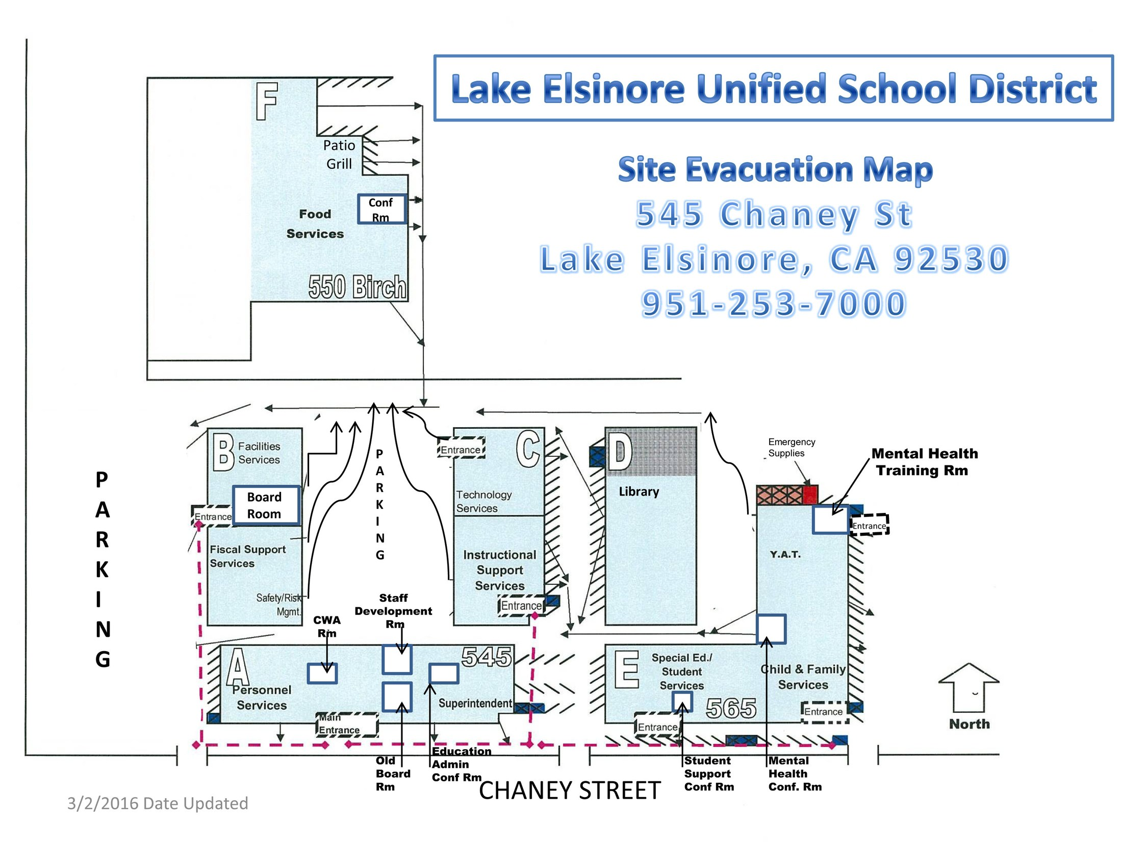 District HQ Site Map Our District Lake Elsinore Unified School