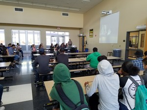 TDS students CHP Presentation