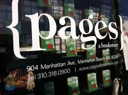 pages bookstore front