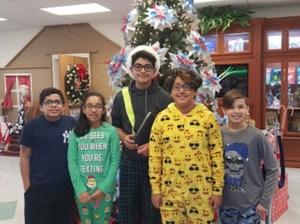 A. Vega and classmates