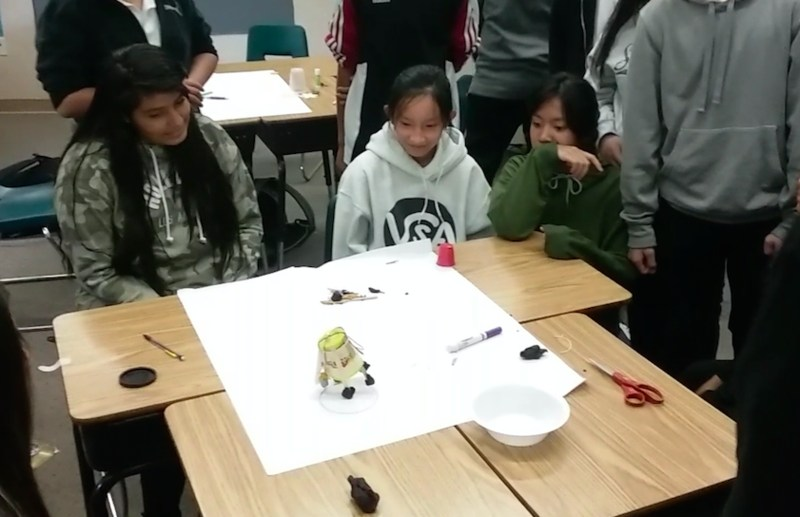 8th Graders Excel in Math! Thumbnail Image