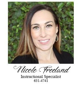 Nicole Freeland