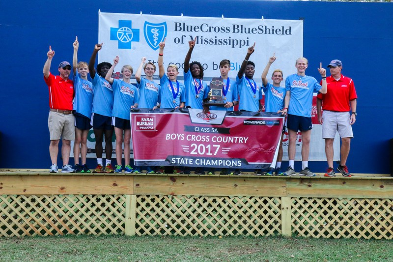 BHS is home to the 5A boys State Champion Cross Country Team and individual winner! Thumbnail Image