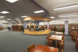 UC Public Library located at the Jose Marti Freshman Academy on 2800 Summit Ave