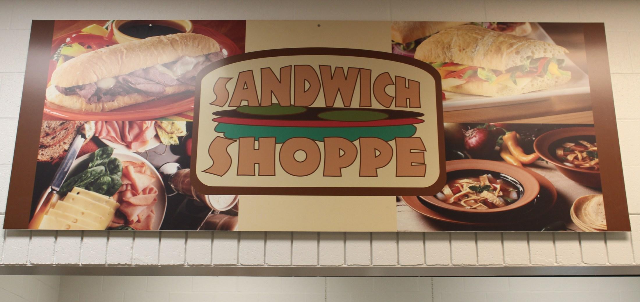 sandwich shoppe logo