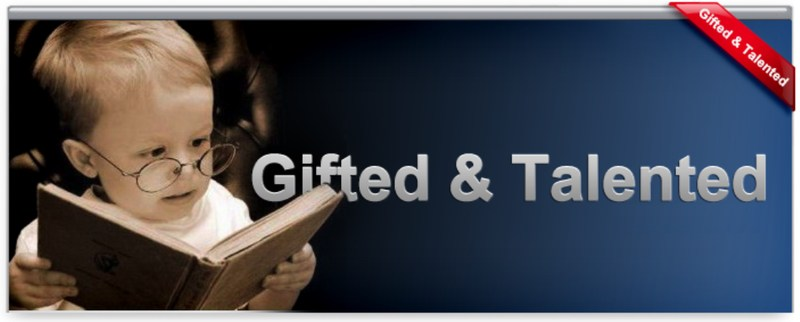 Gifted and Talented Nomination application.  Deadline Jan. 12, 2018 Featured Photo