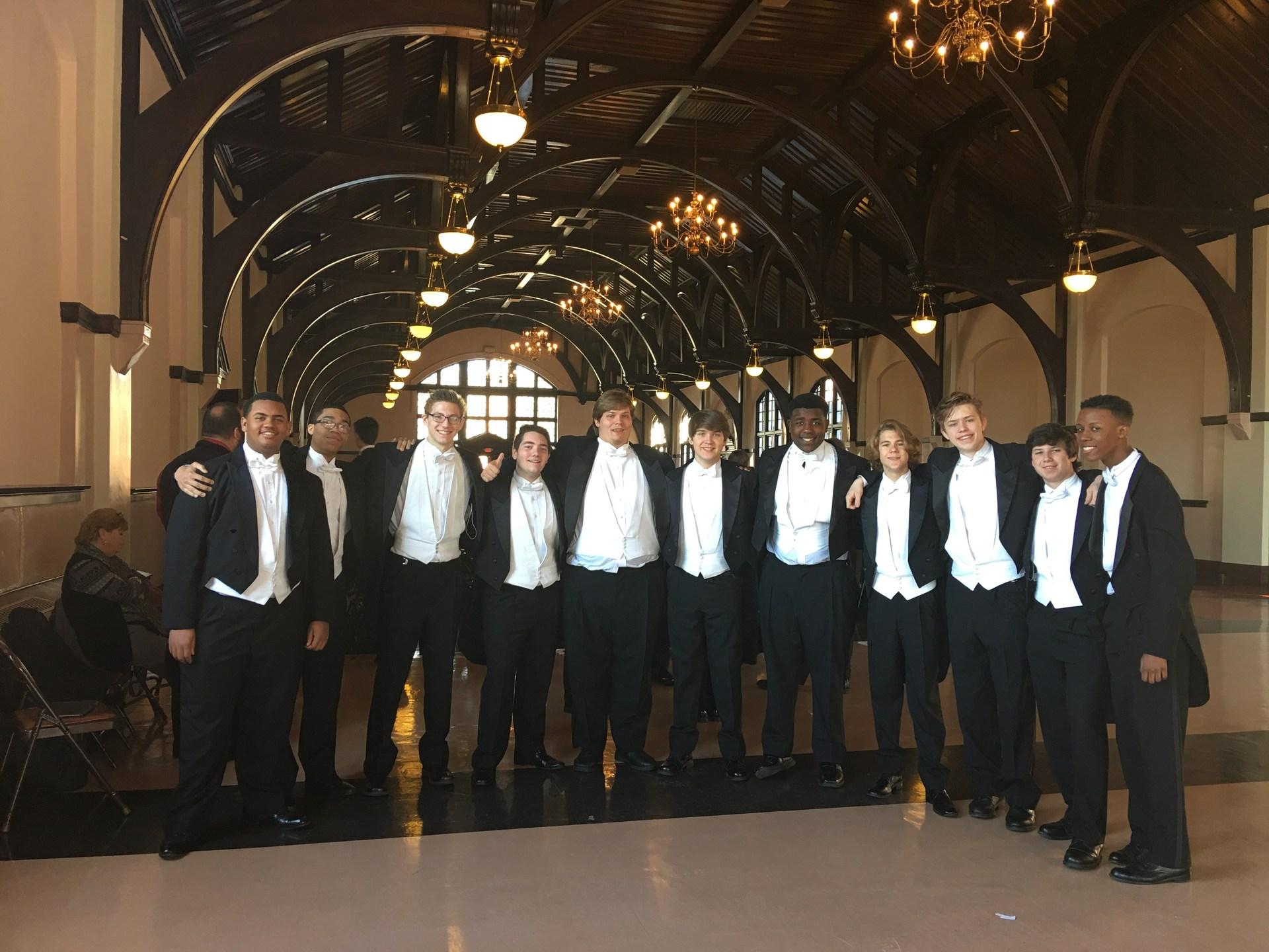 All-State Chorus Men