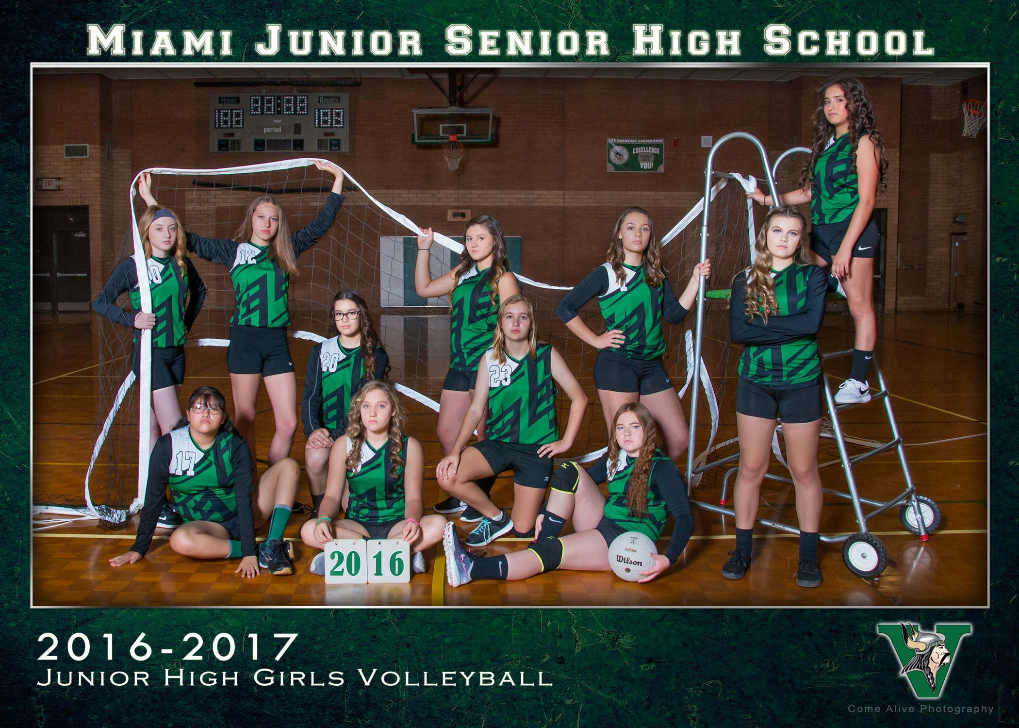 Junior High Volleyball