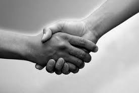 Shaking Hands Image