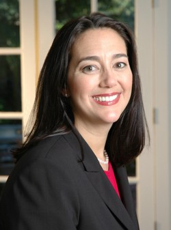 District Opening keynote speaker, Erin Gruwell