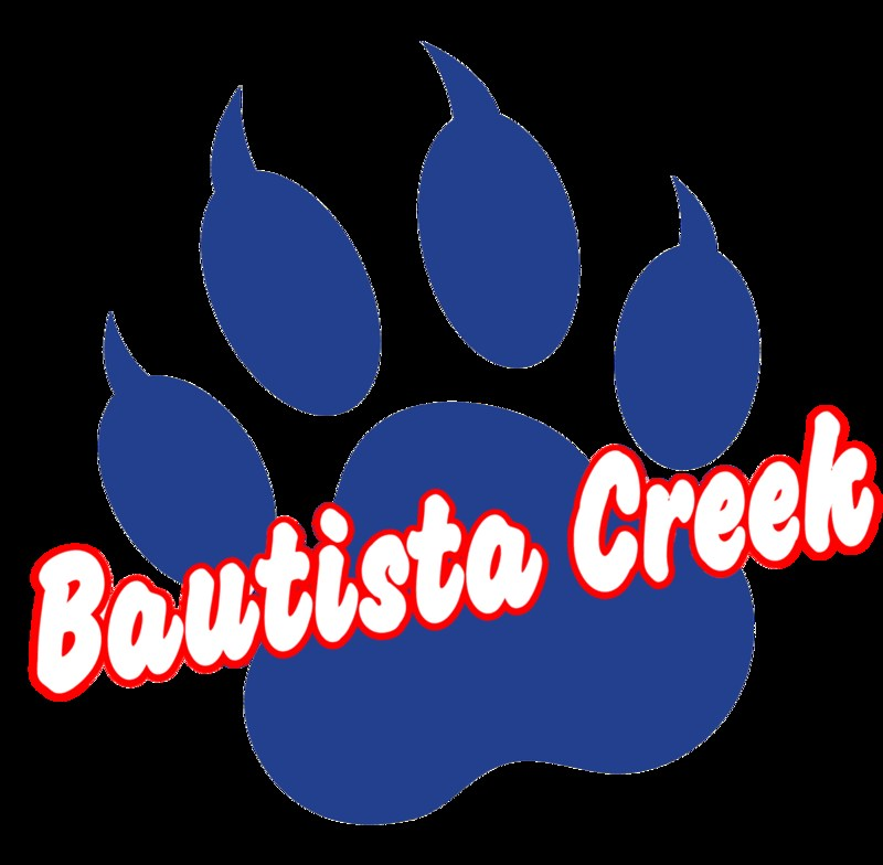 Bautista Creek logo