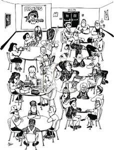 Black_and_White_Cartoon_Teenagers_Eating_In_the_School_Cafeteria_Royalty_Free_Clipart_Picture_100210-144736-582042.jpg