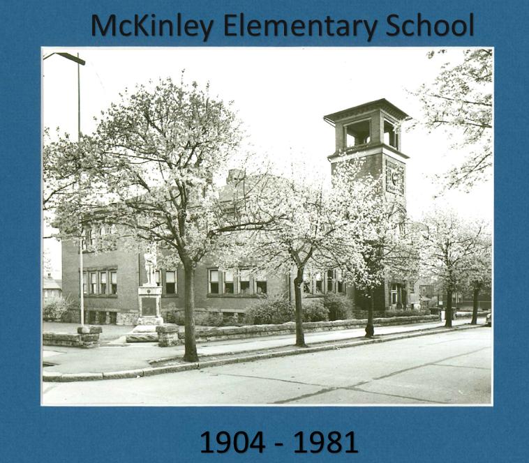 McKinley Elementary School  1904 - 1981