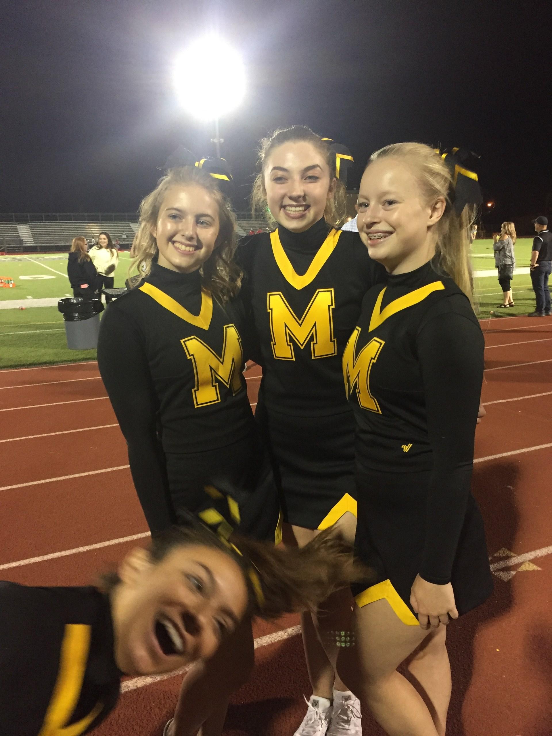 2017 Cheer Team