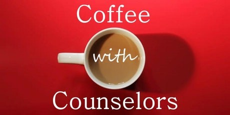 Counselor Coffee N' Chat -AND- 'Bagels w Mrs. Burton'! Wed, Oct. 11th | 7:30 AM - 8:30 AM Thumbnail Image