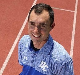 UC Coach Mike McCabe chosen as N.J. Girls T&F Coach of the Year by national organization Thumbnail Image