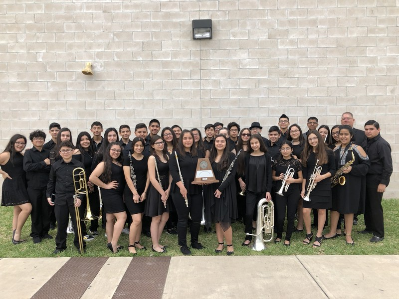 ECC Bands Earn Sweepstakes Division 1's Thumbnail Image
