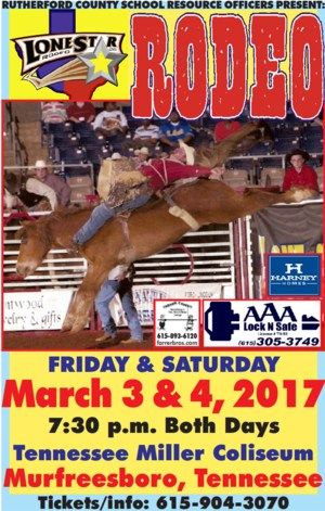 SRO Rodeo Info