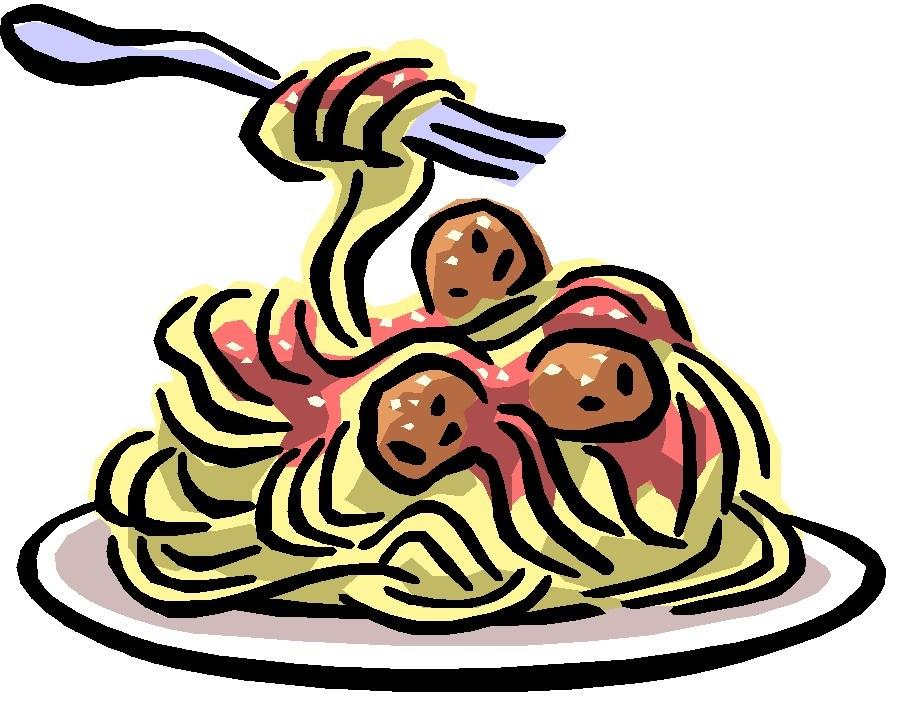 Spaghetti Clipart