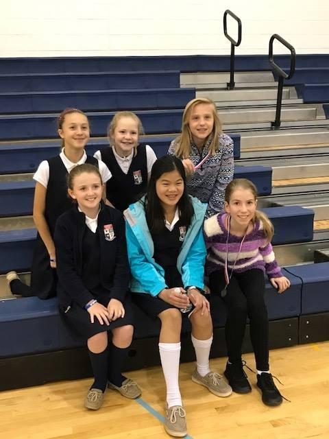 GCS girls win big at the Science Olympics Thumbnail Image