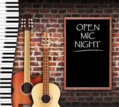 Caldwell Cafe, CHS's Musical Open Mic Night! Thumbnail Image