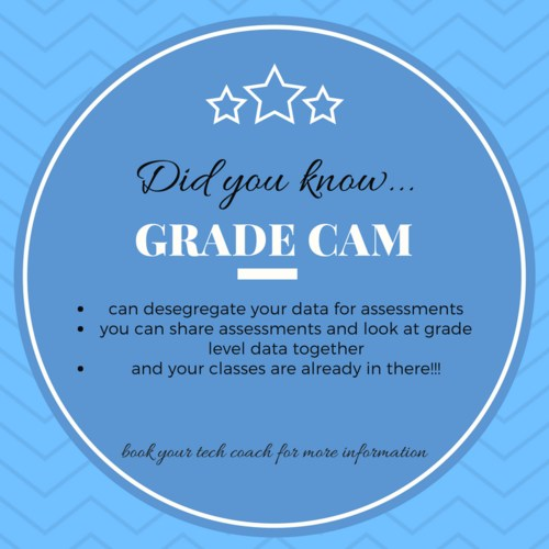 did you know...gradecam can do a lot