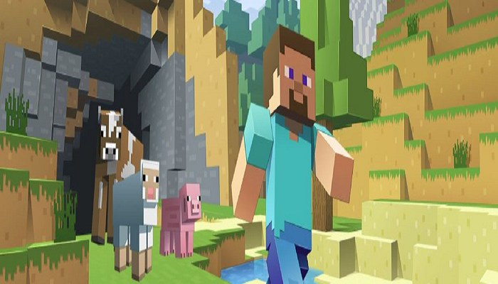 Minecraft EDU advertisement