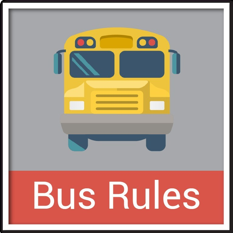 School Bus Rules