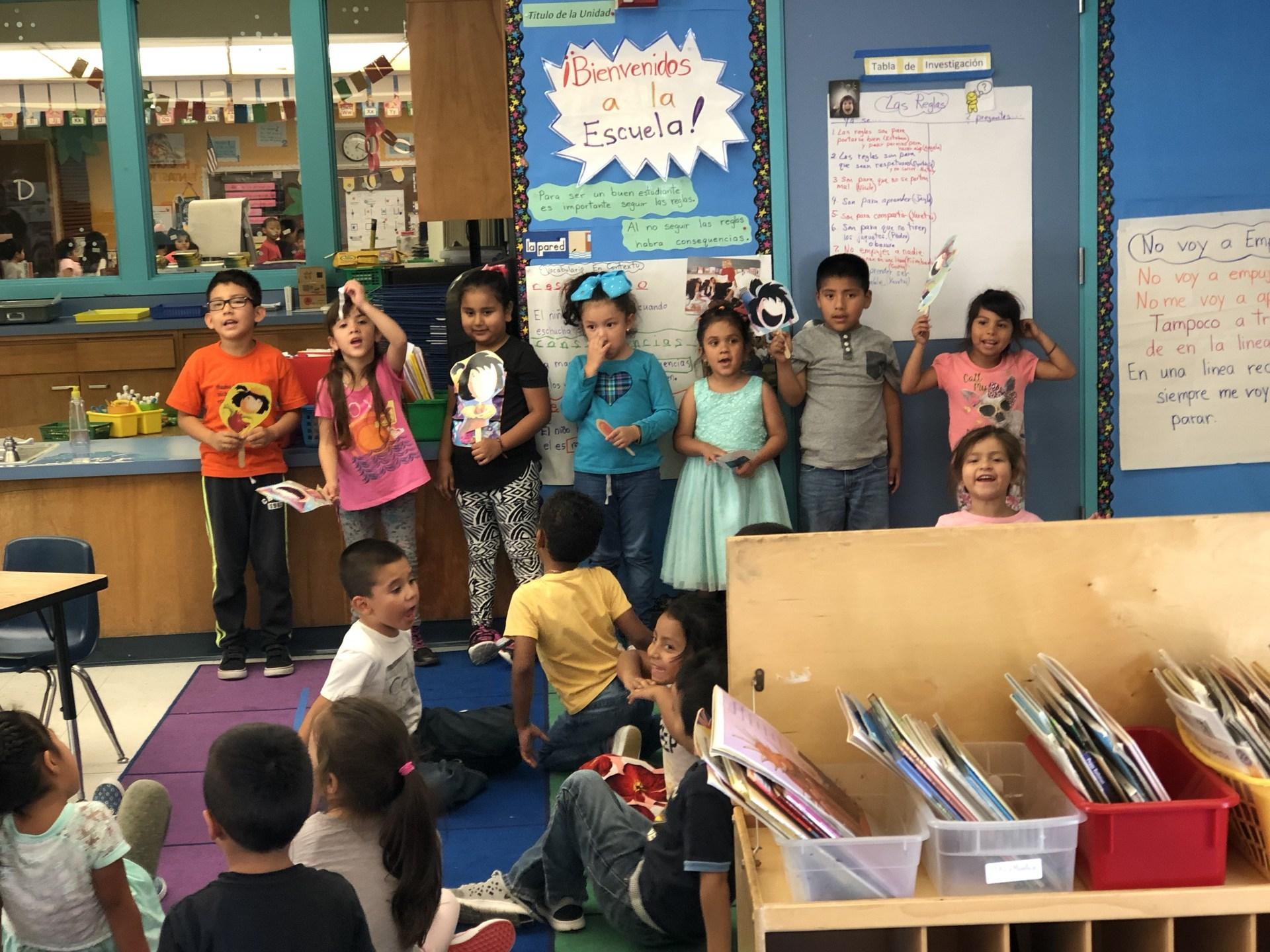 Kinder Presentation