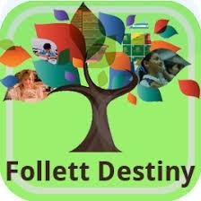 Follett Destiny Logo and Link