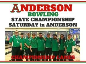 2017-2018 Bowling team